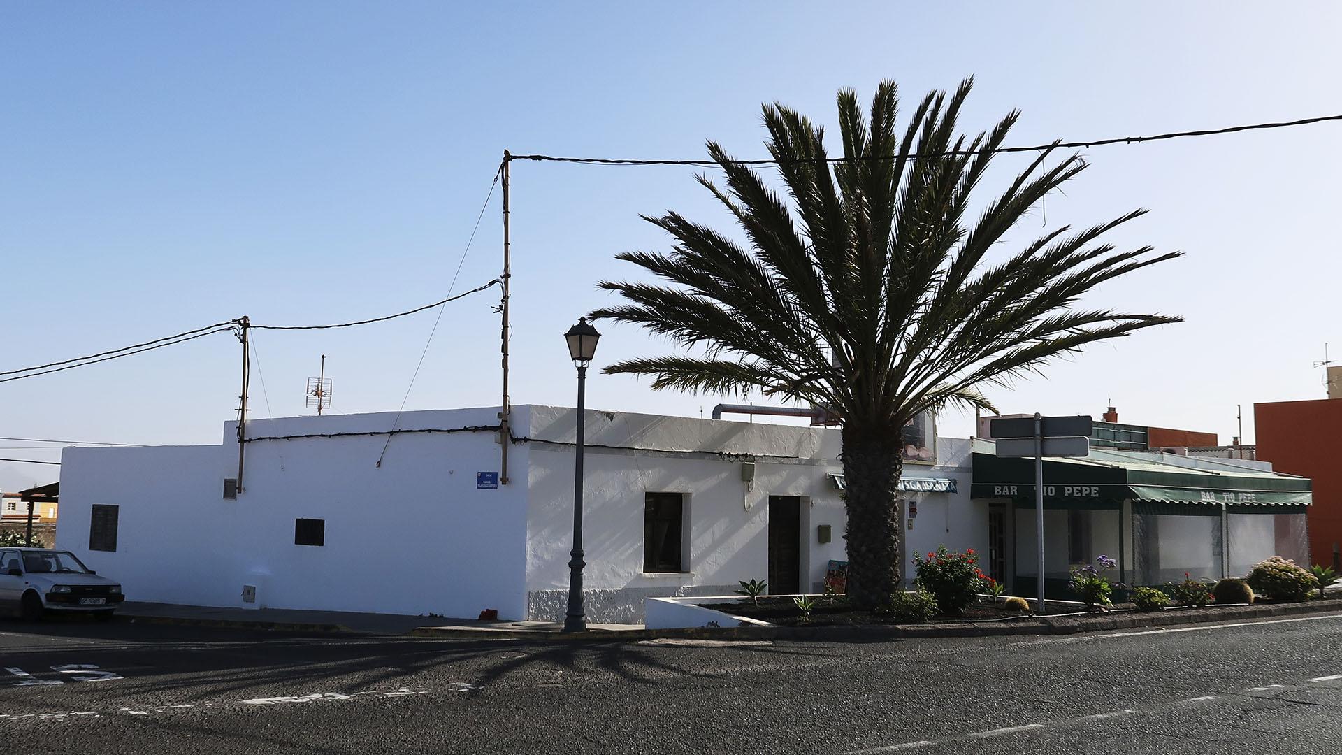 Geburtshaus Manuel Velázquez Cabrera Tiscamanita Fuerteventura.