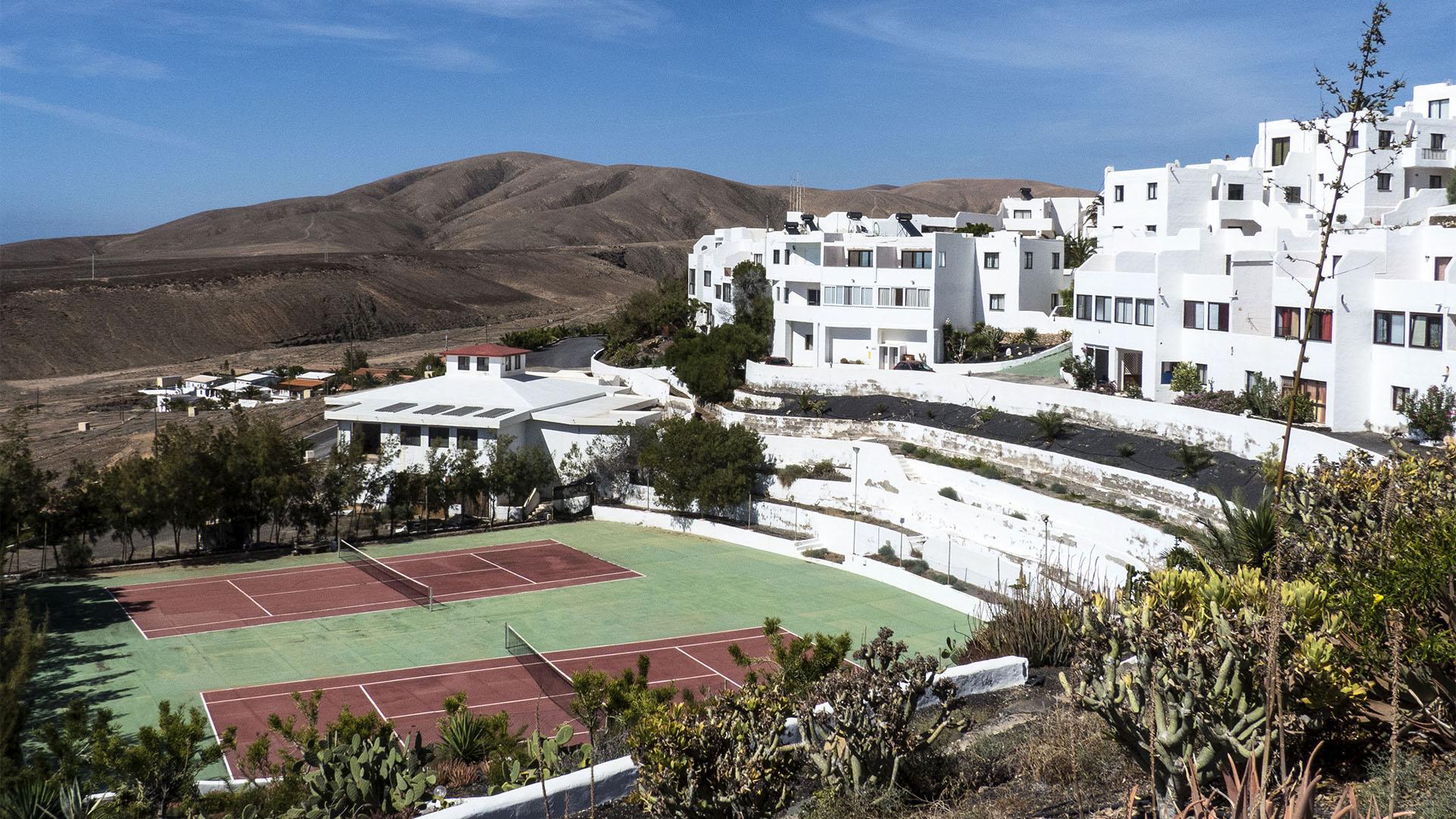 Städte und Ortschaften Fuerteventuras: Aguas Verdes