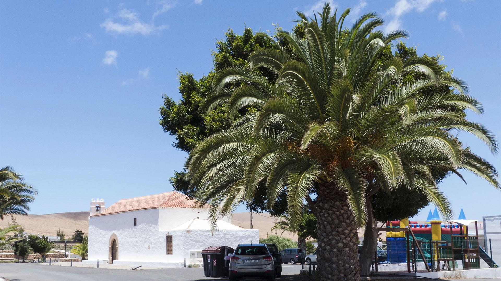Städte und Ortschaften Fuerteventuras: Llanos de la Concepcion