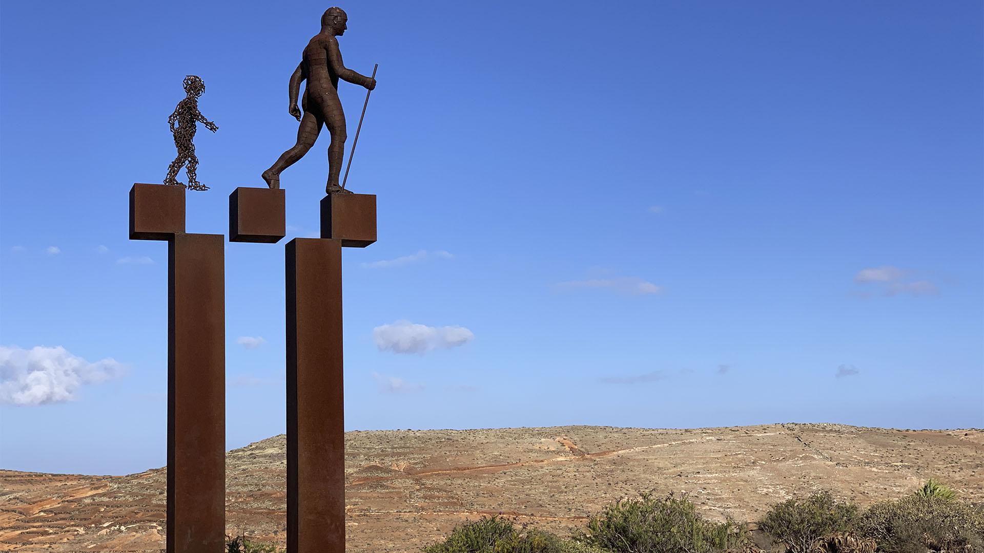 Valle de Santa Inés Degollada del Valle – Juan Miguel Cubas Sánchez.