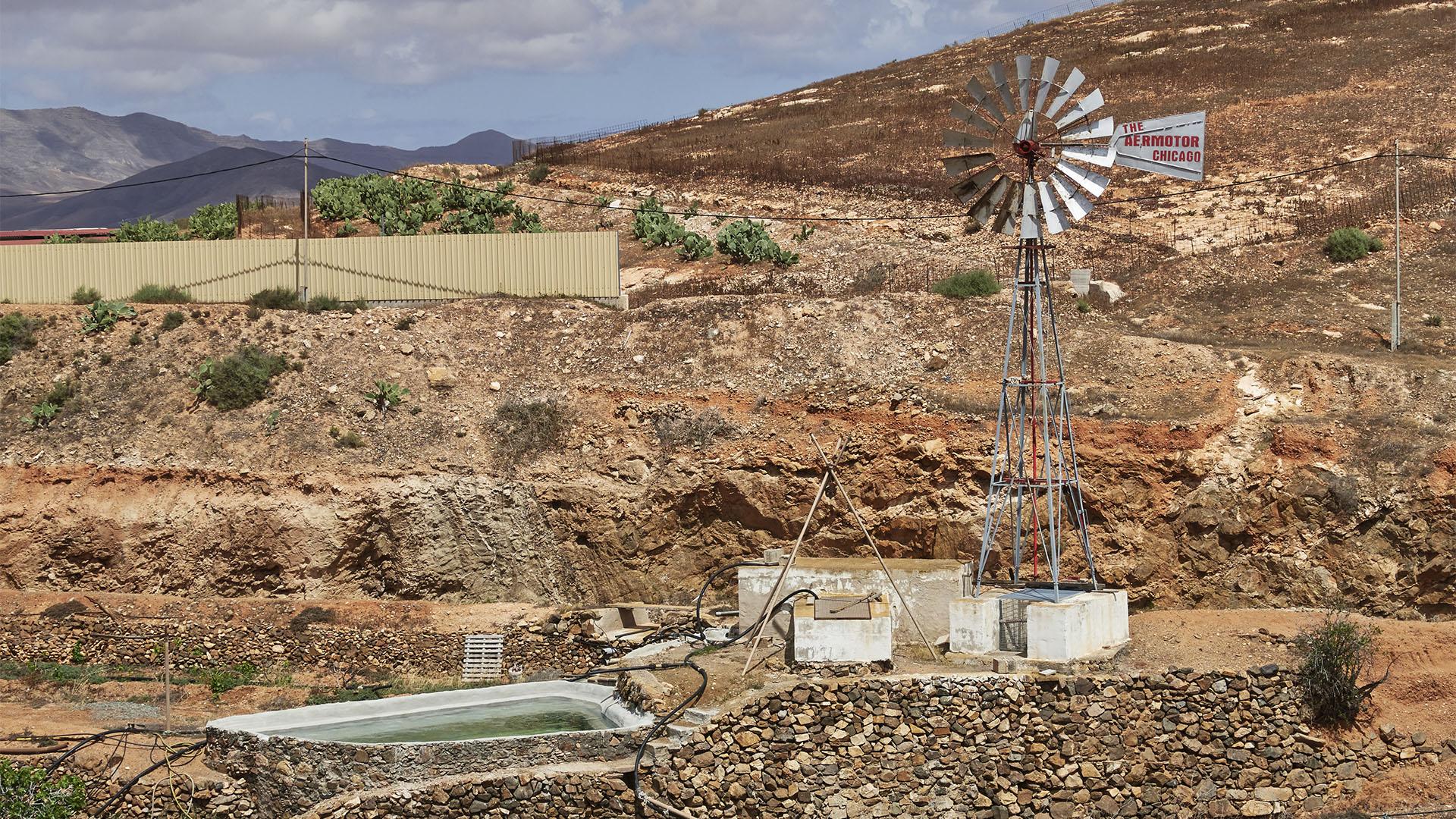 Valle de Santa Inés | Vega Vieja – Fuerteventura.