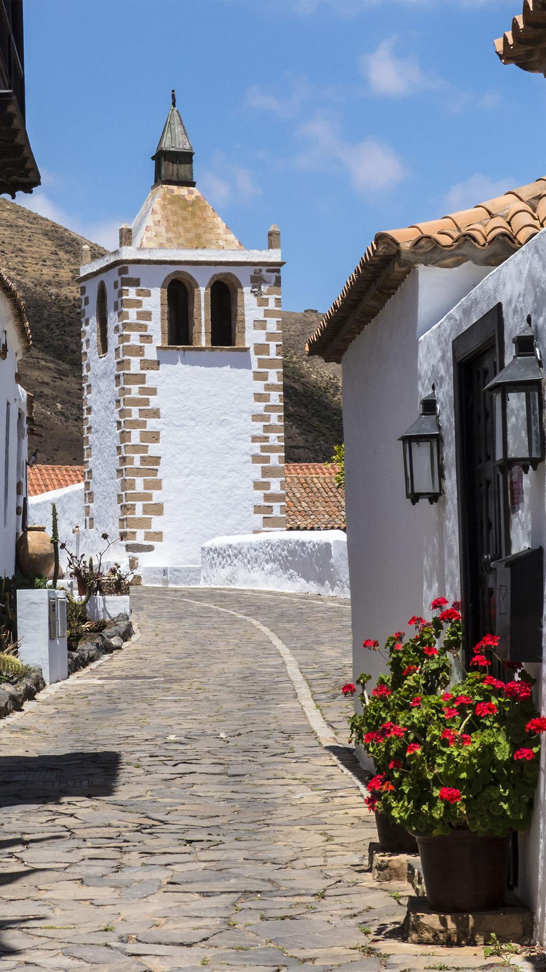 Städte und Ortschaften Fuerteventuras: Betancuria