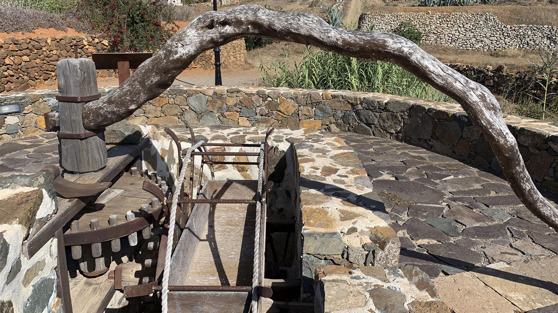 Noria del Pozo de los Peña Betancuria Fuerteventura.