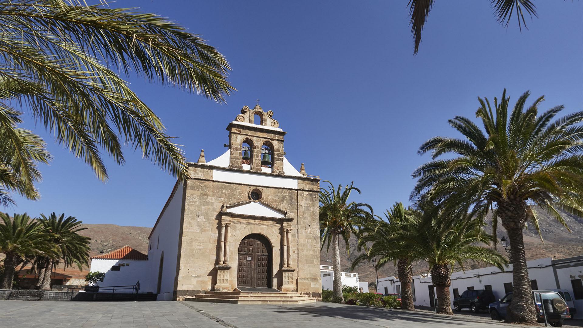 Städte und Ortschaften Fuerteventuras: Vega de Rio Palmas