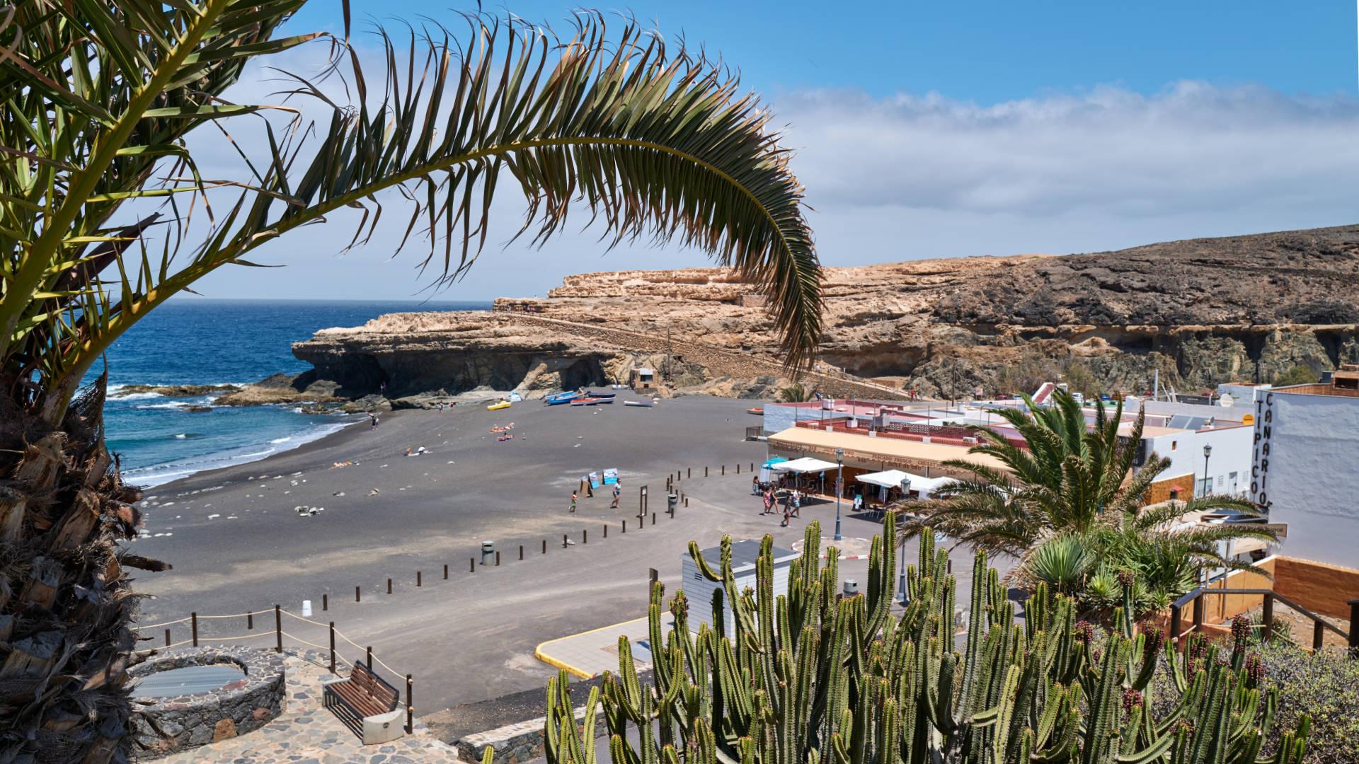 Der Ort Ajuy Fuerteventura.