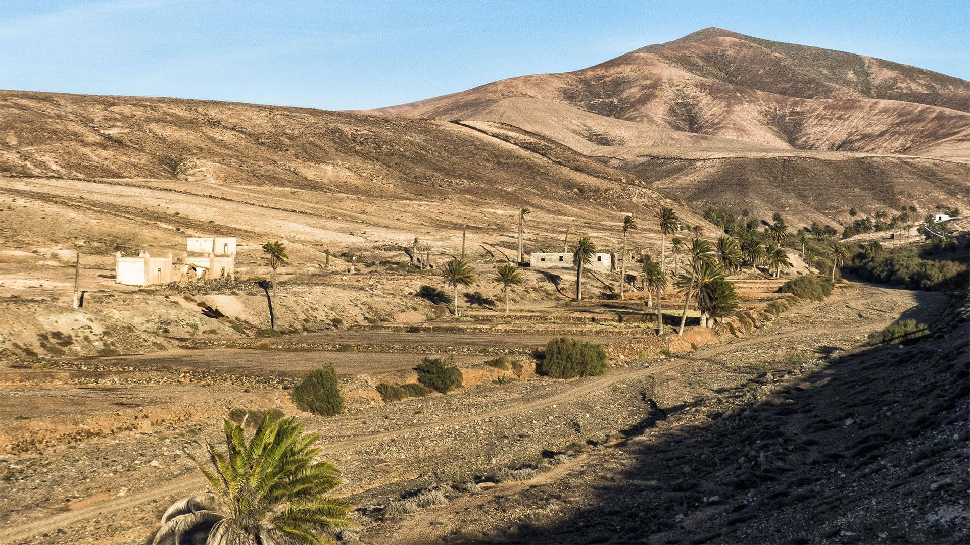 Barranco de Ajuy Fuerteventura.