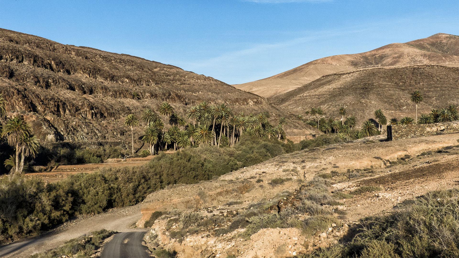 Städte und Ortschaften Fuerteventuras: Ajuy