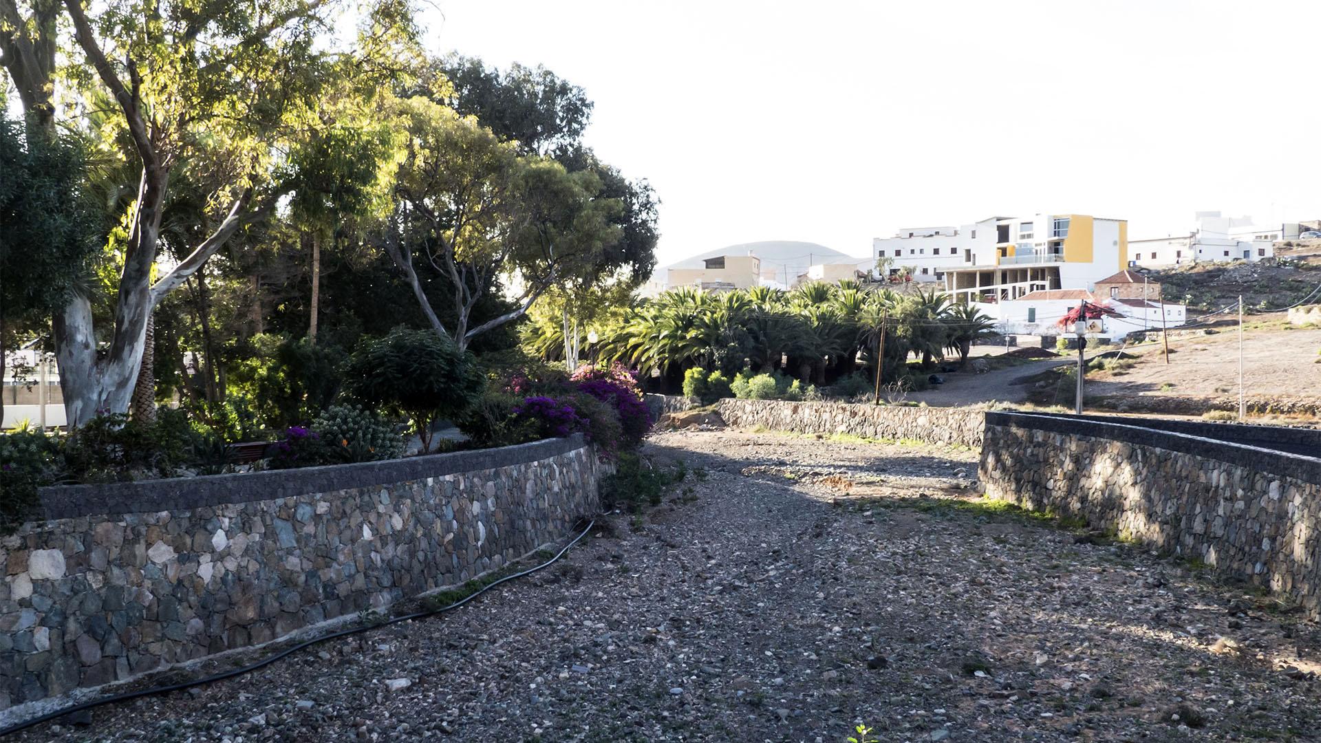 Städte und Ortschaften Fuerteventuras: Pajara