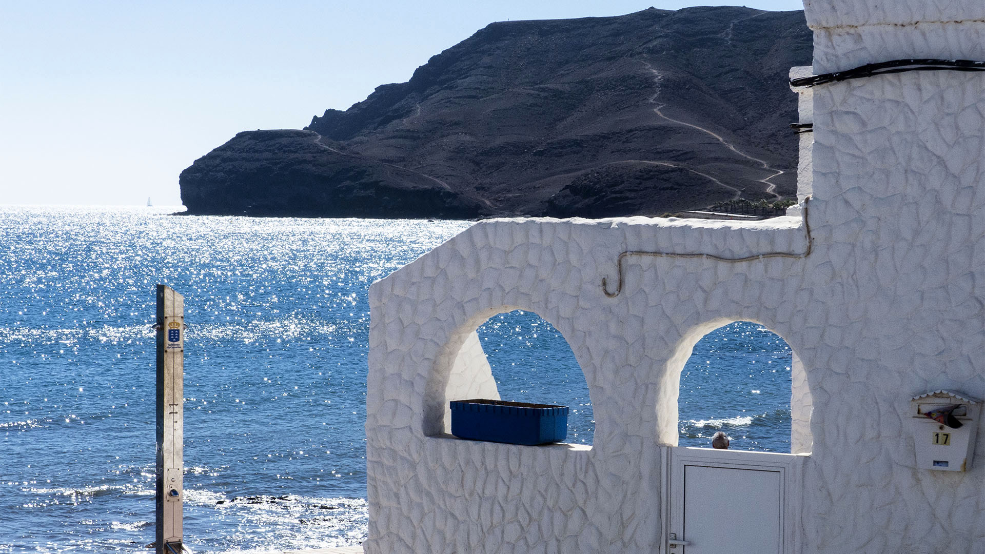Städte und Ortschaften Fuerteventuras: Las Playitas