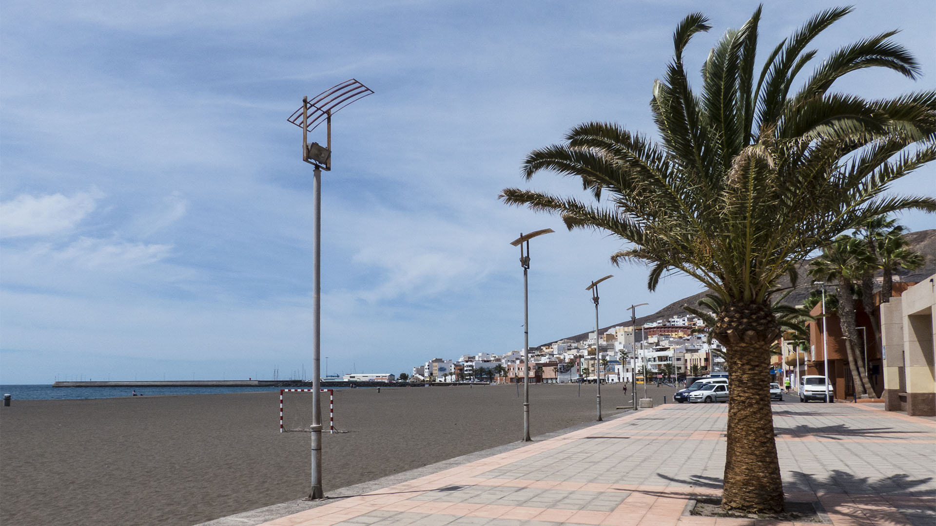 Städte und Ortschaften Fuerteventuras: Gran Tarajal