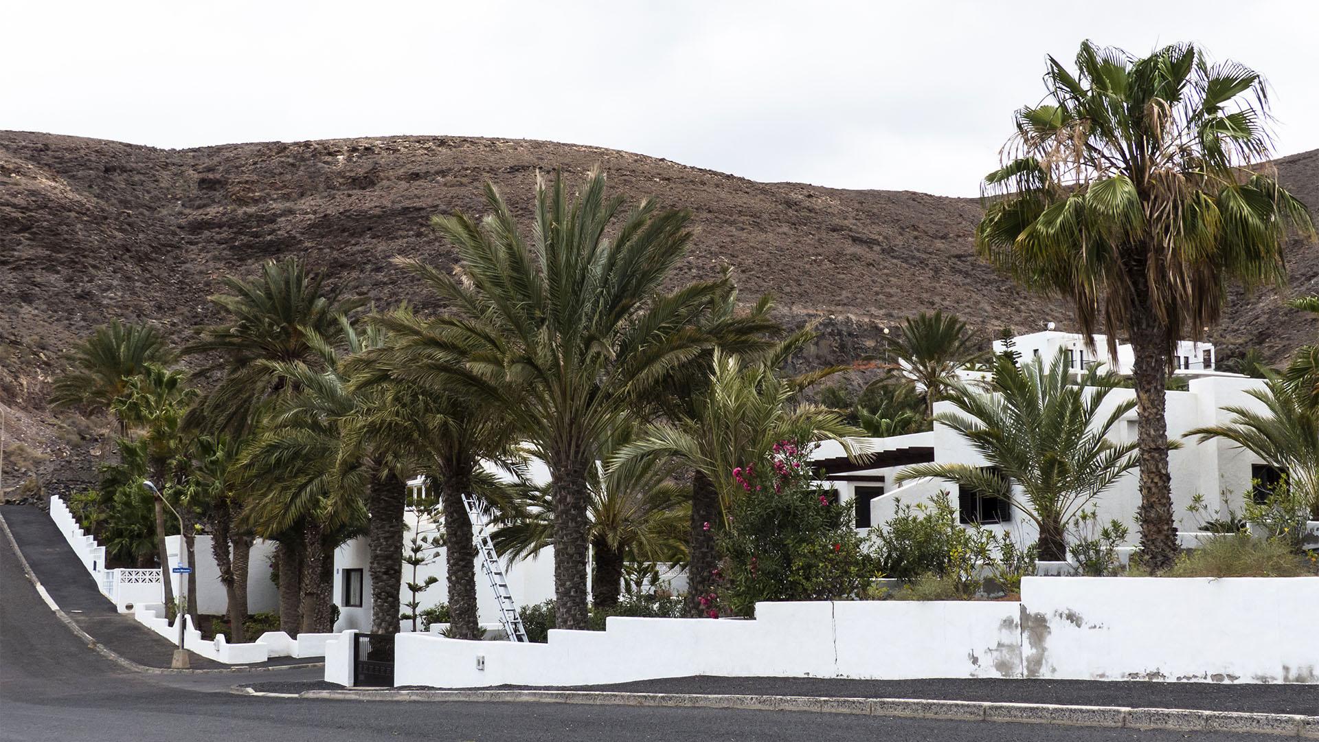 Städte und Ortschaften Fuerteventuras: Giniginamar