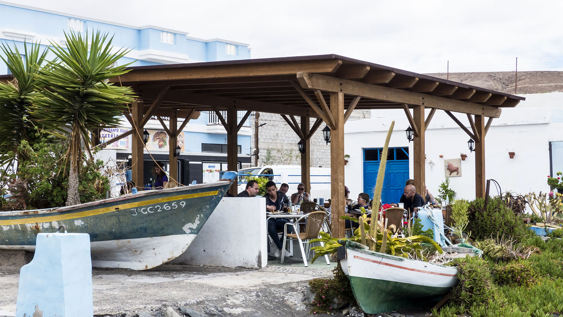 Städte und Ortschaften Fuerteventuras: Taralajejo