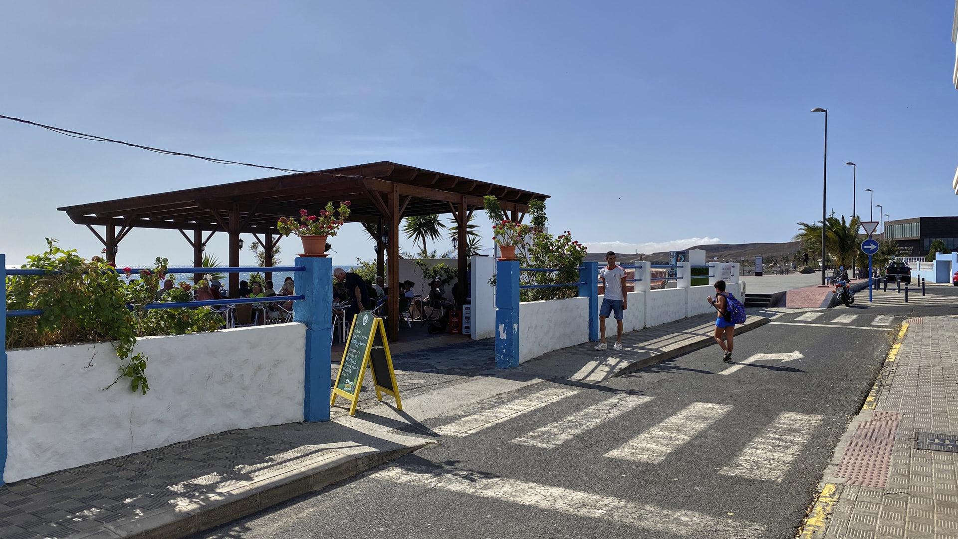 Der Ort Tarajalejo Fuerteventura.