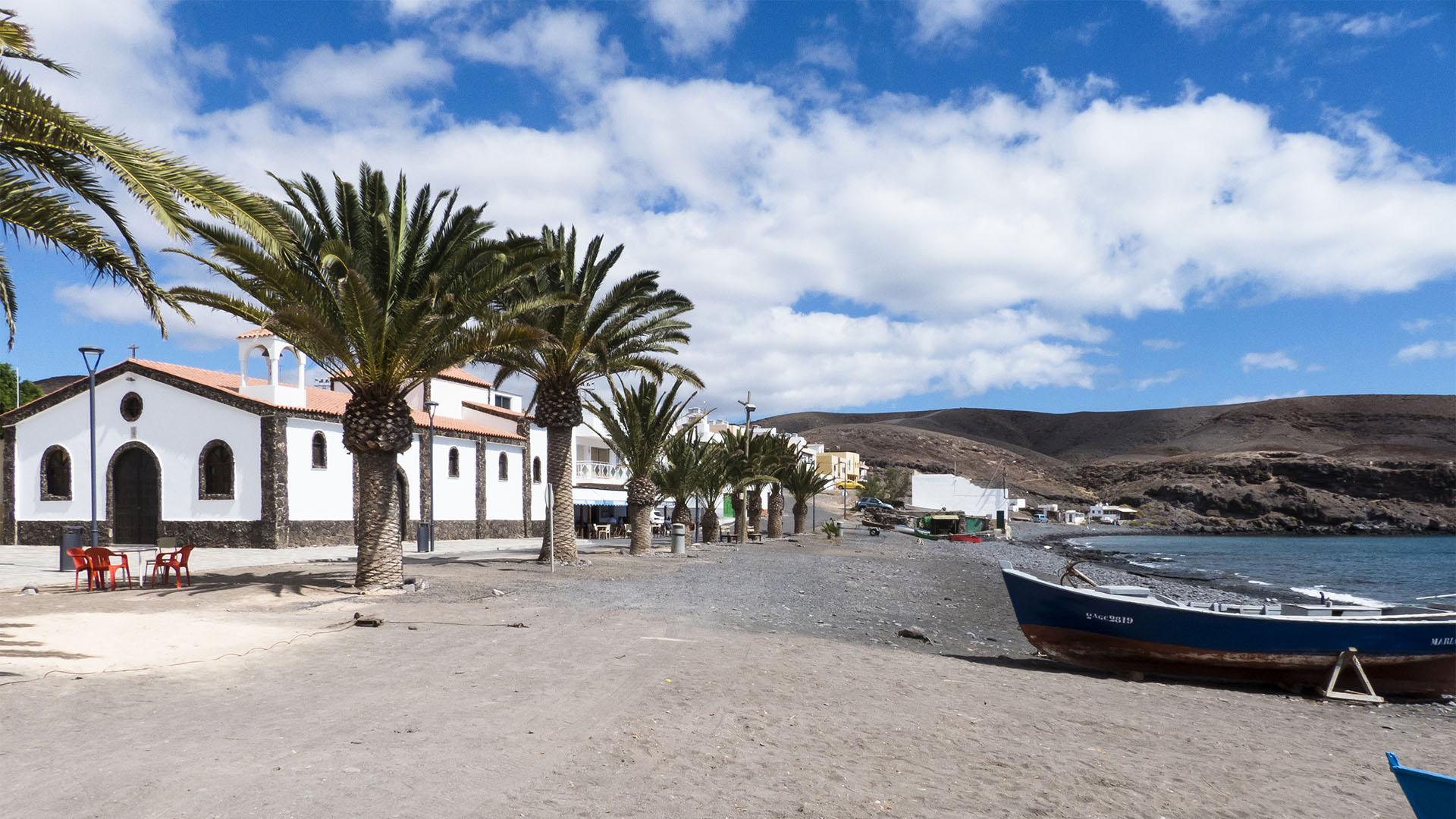 Städte und Ortschaften Fuerteventuras: La Lajita