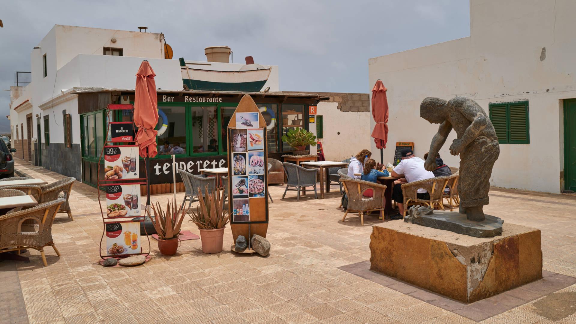 Puerto de la Cruz Jandía Fuerteventura.
