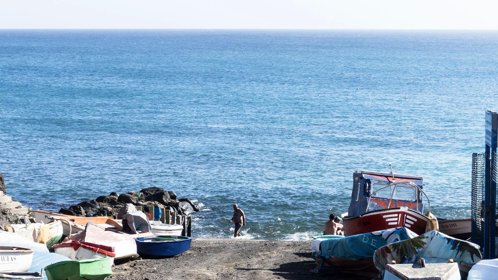 Städte und Ortschaften Fuerteventuras: Puerto de la Cruz