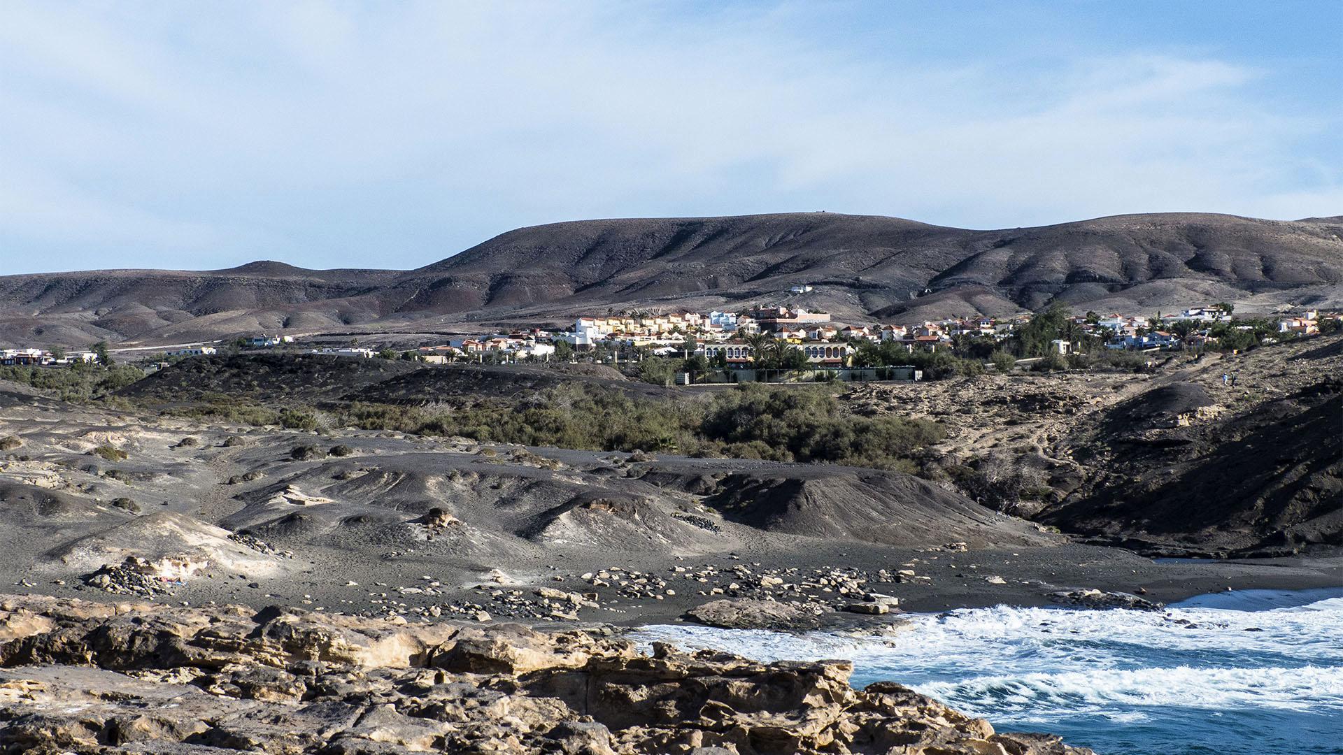 Städte und Ortschaften Fuerteventuras: La Pared