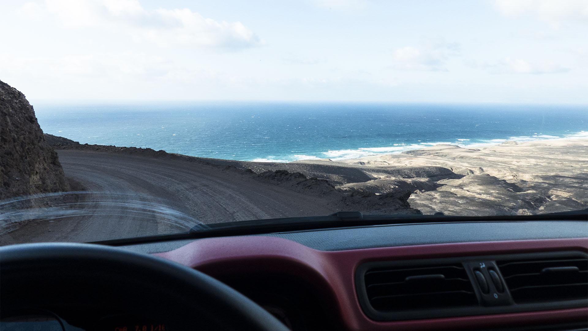 Städte und Ortschaften Fuerteventuras: Cofete