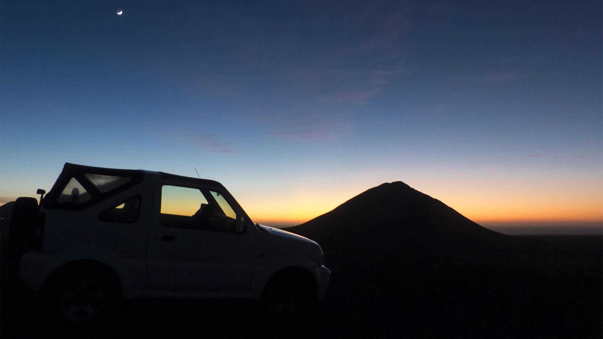 Fotografieren auf Fuerteventura.
