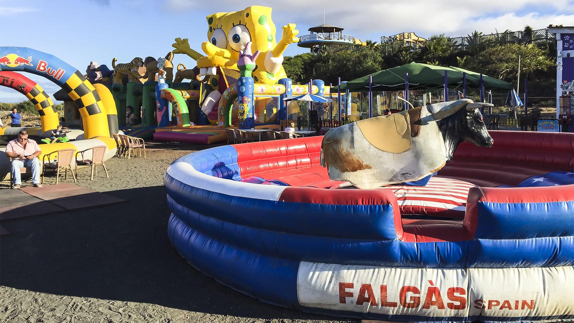 Guayo Parque Corralejo Fuerteventura.