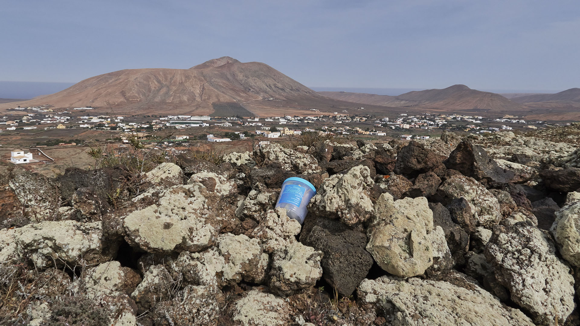 Geocaching mit Sunnyfuerte –auf der ganzen Insel sind Caches gelegt.