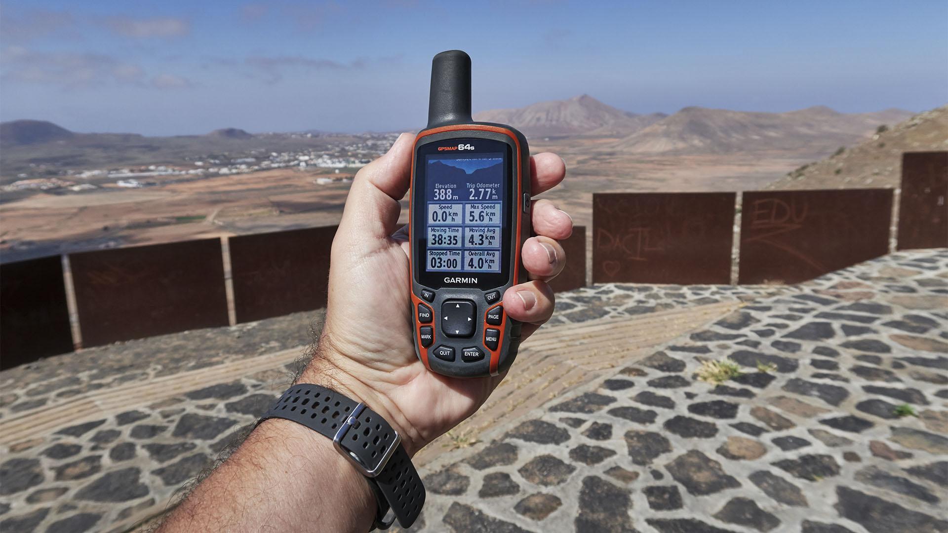 Geocaching mit Sunnyfuerte auf der Sonneninsel Fuerteventura.