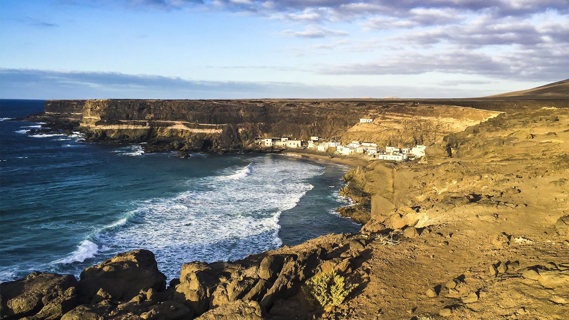Fuerteventura Inselrundfahrt Norden –Los Molinos.