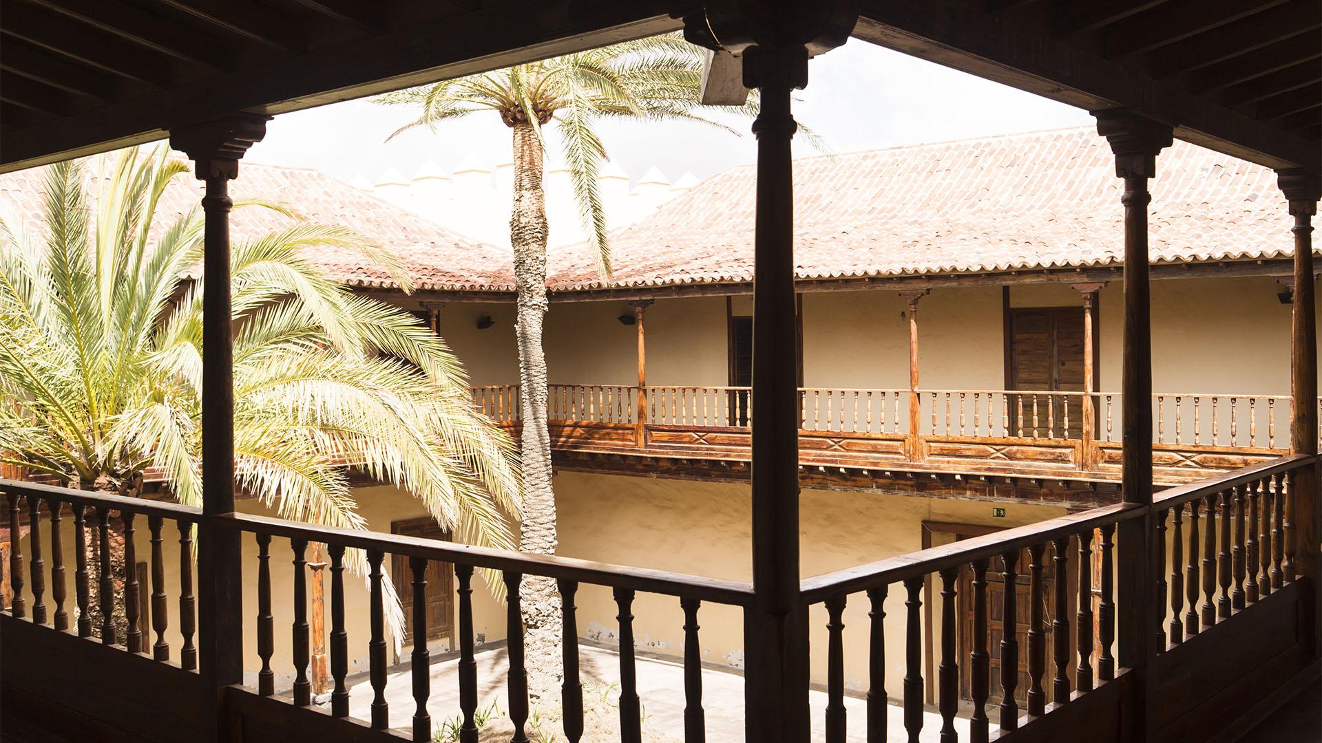 Fuerteventura Inselrundfahrt Norden –La Oliva Casa de Coroneles.