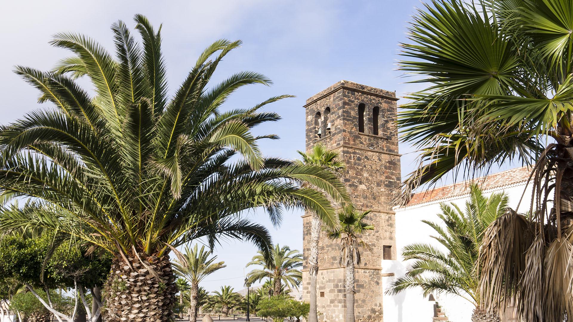 Fuerteventura Inselrundfahrt Norden – La Oliva Nuestra Señora de la Candeleria.