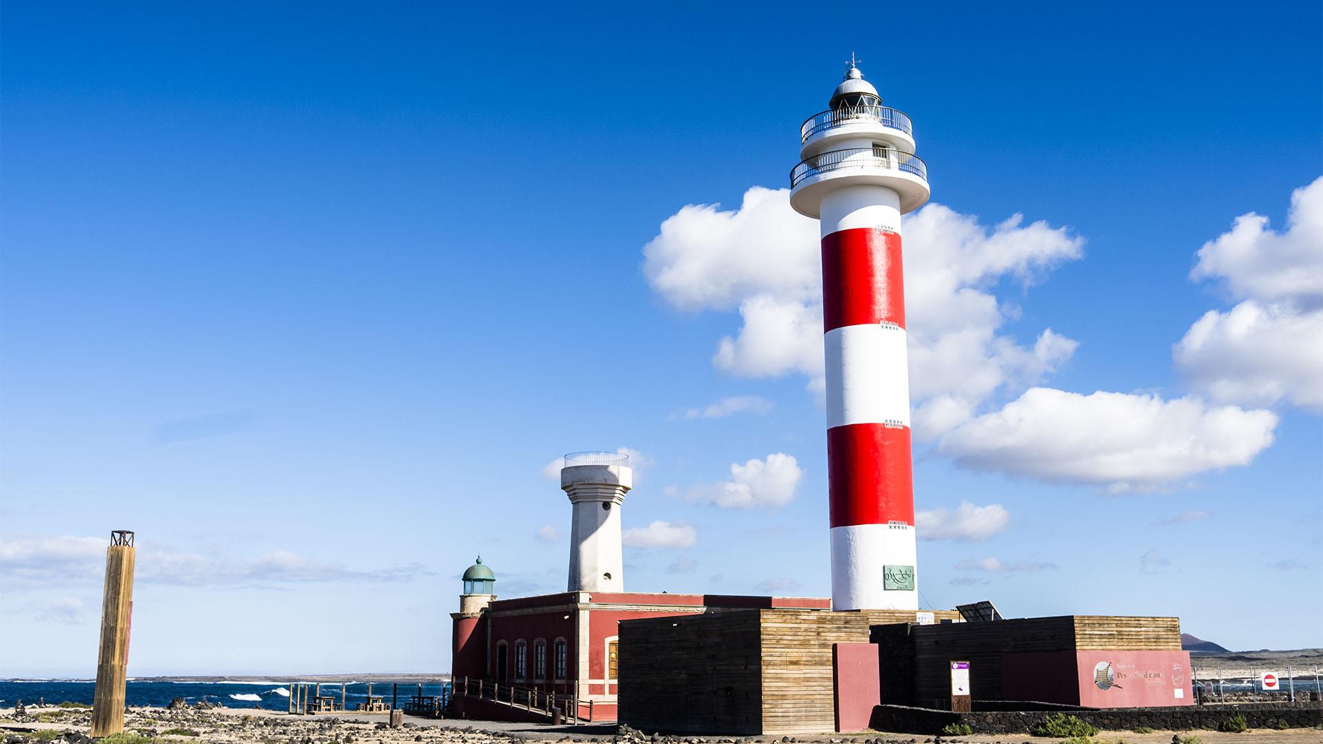 Fuerteventura Inselrundfahrt Norden – Faro del Tostón El Cotillo.