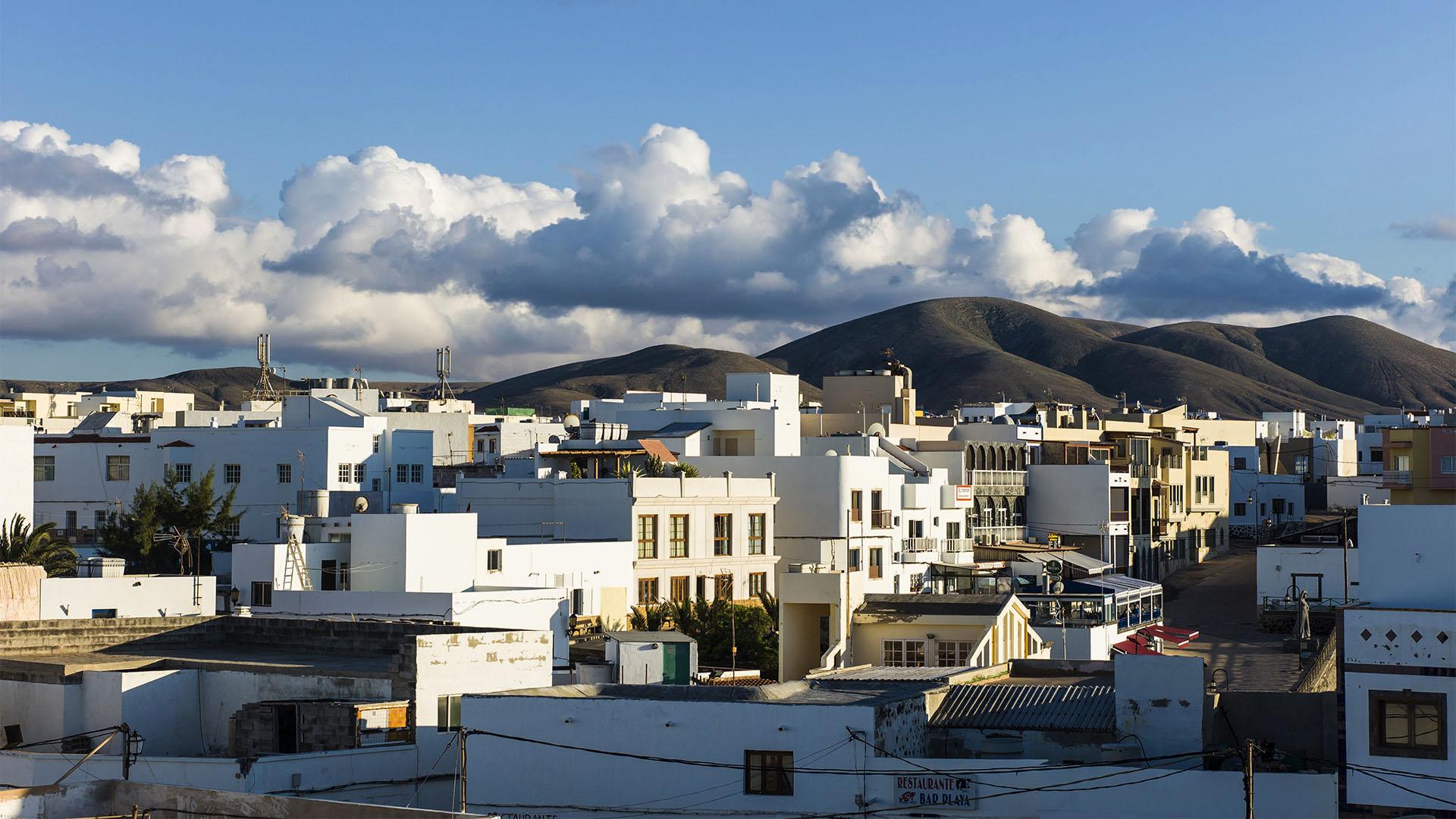 Fuerteventura Inselrundfahrt Norden – Casco El Cotillo.