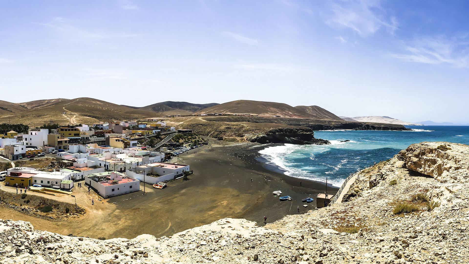 Fuerteventura Inselrundfahrt Zentralmassiv – Ajuy.