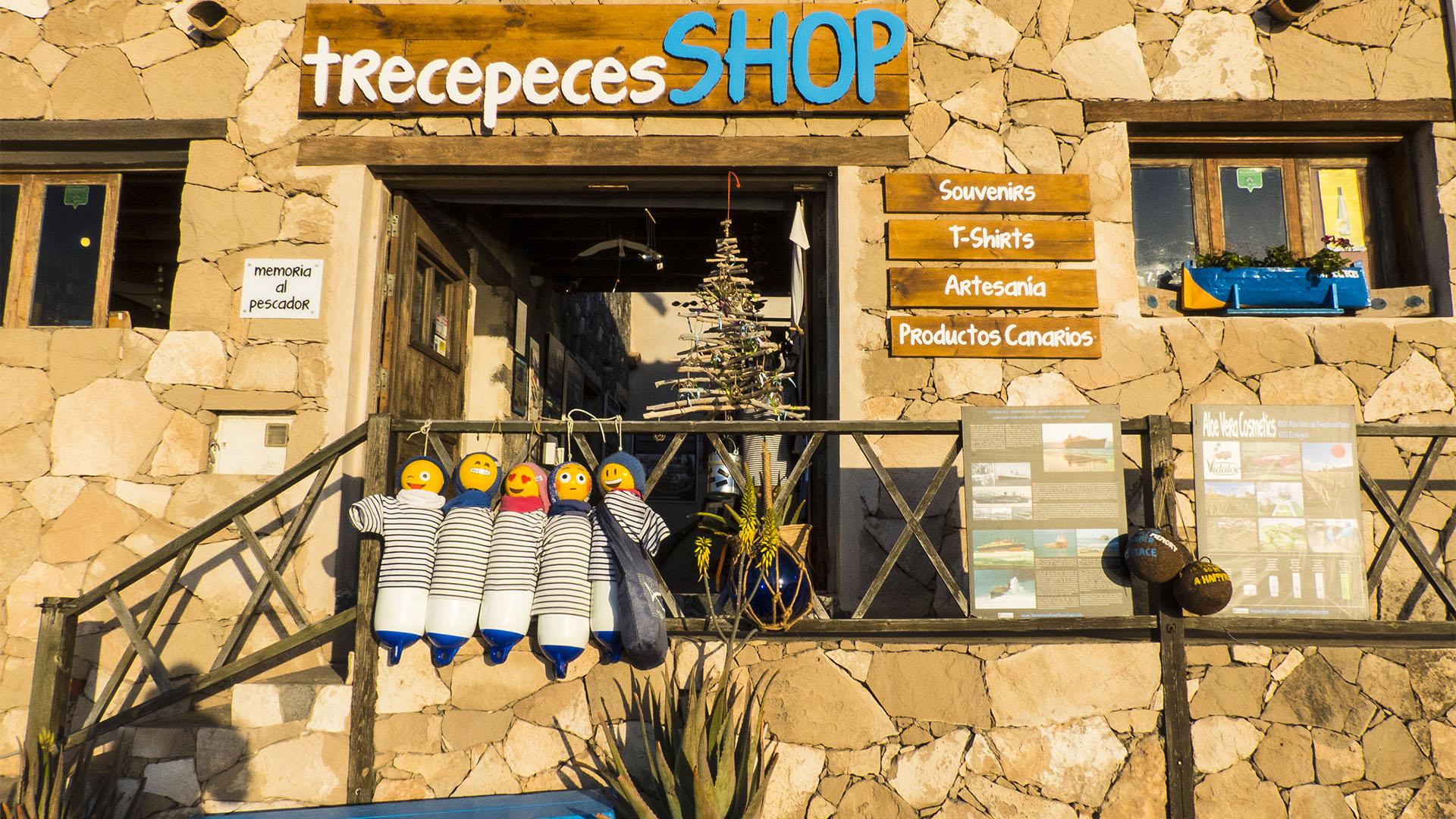 Fuerteventura Inselrundfahrt Zentralmassiv – Ajuy trecepeces Shop.