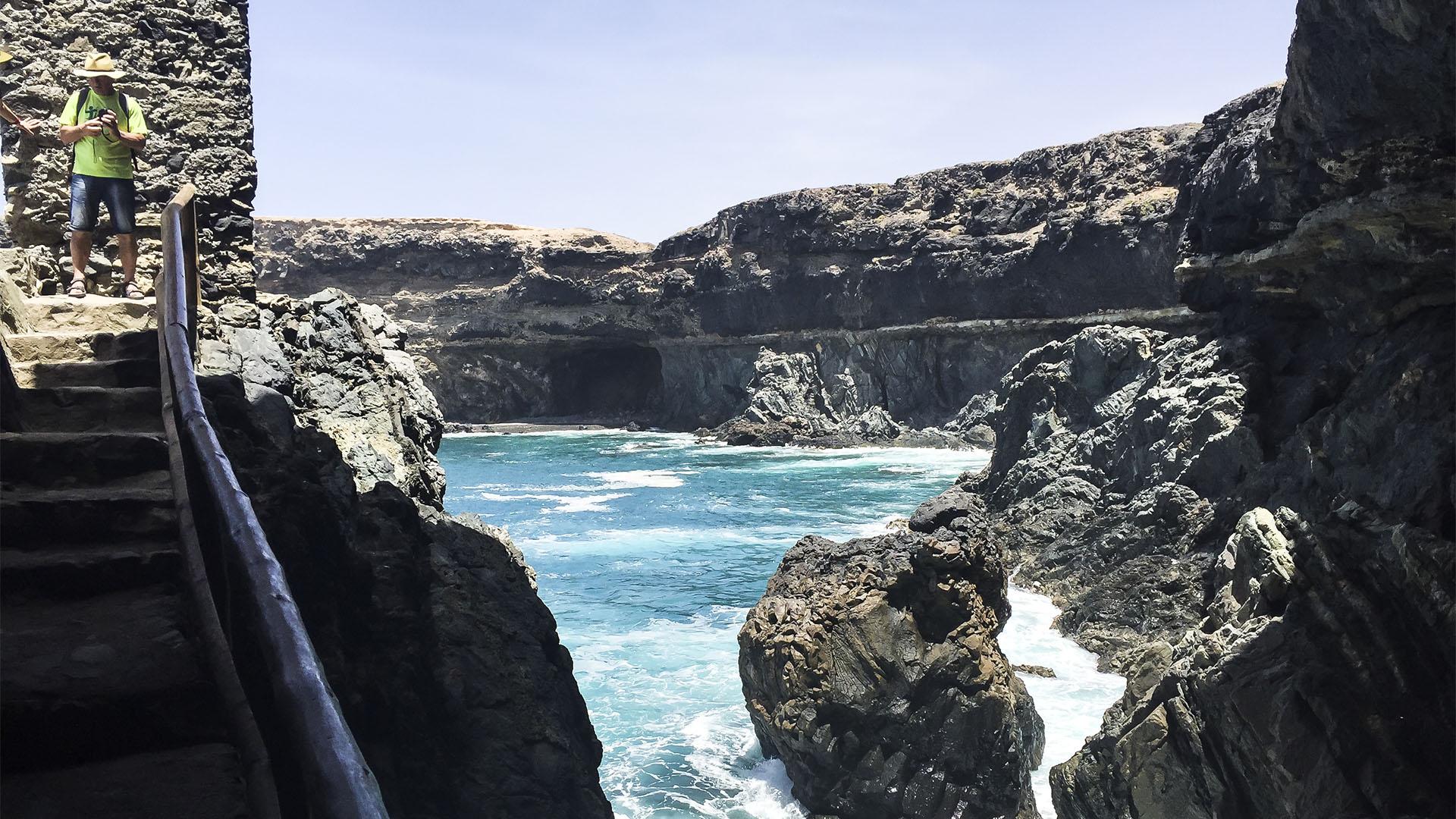 Fuerteventura Inselrundfahrt Zentralmassiv – Cuevas de Ajuy.