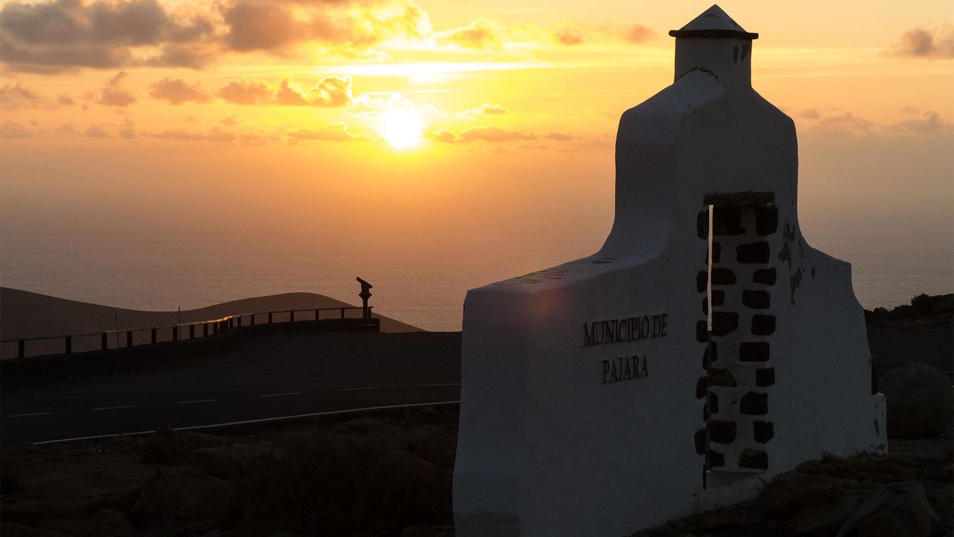 Fuerteventura Inselrundfahrt Zentralmassiv – Betancuria Mirador de Fénduca Degollada Honda Degollada de Los Granadillos.