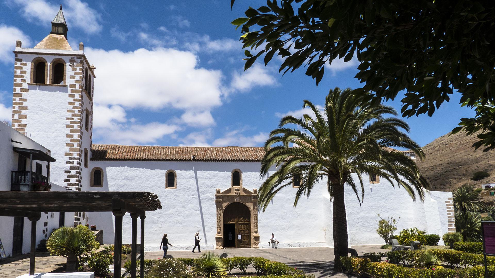 Fuerteventura Inselrundfahrt Zentralmassiv – Betancuria.