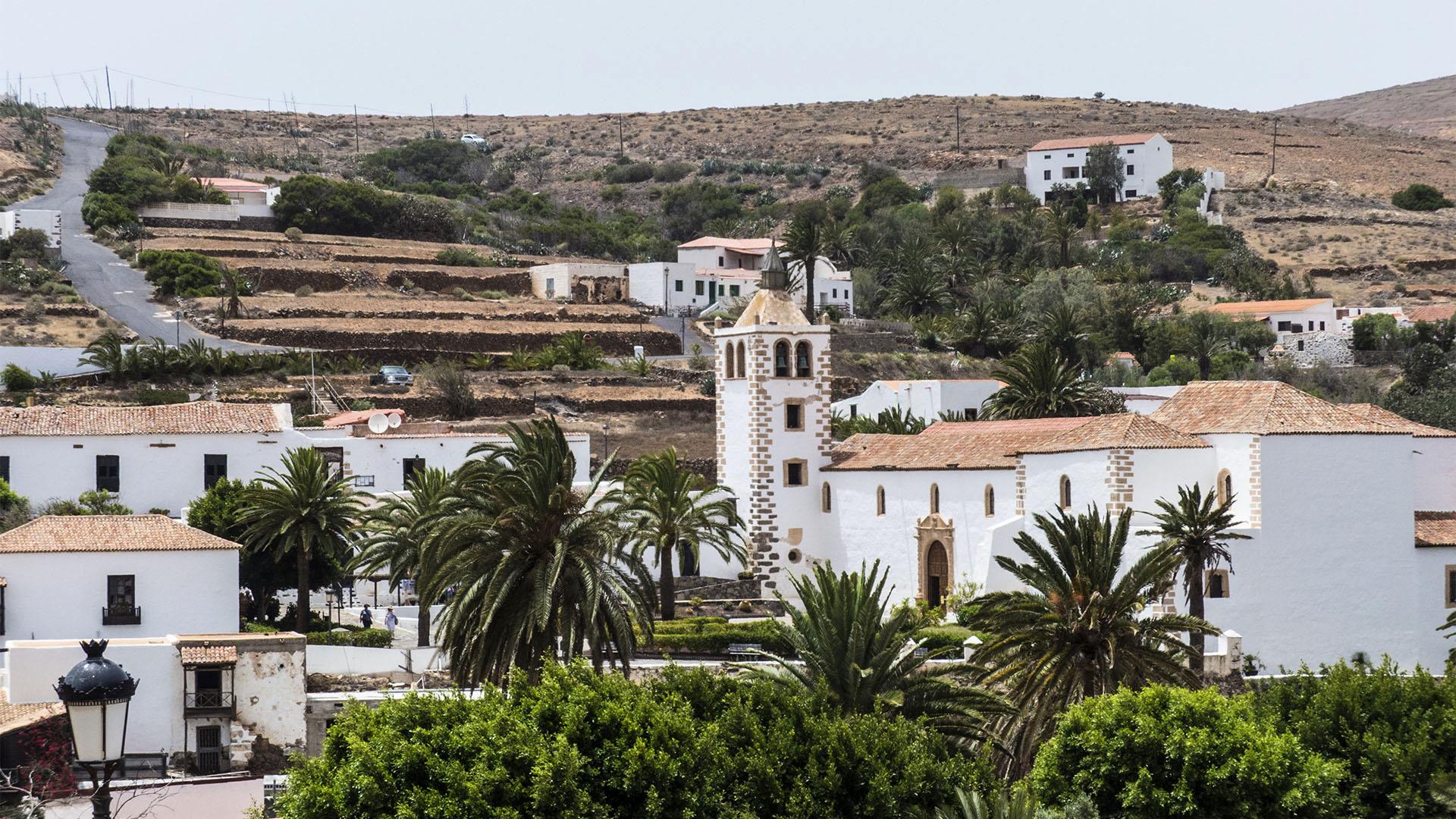 Fuerteventura Inselrundfahrt Zentralmassiv – Betancuria Santa Maria.