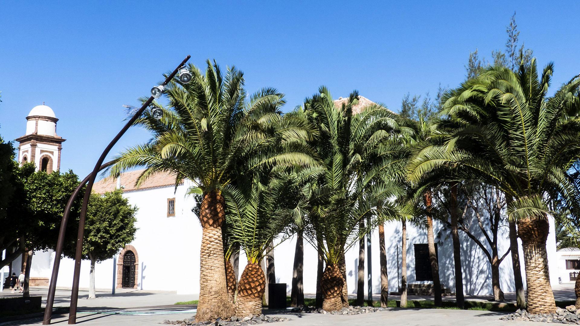 Fuerteventura Inselrundfahrt Zentralmassiv –alte Inselhauptstadt Antigua.