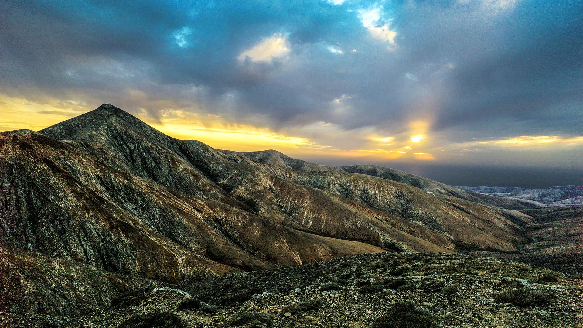 Fuerteventura Inselrundfahrt Zentralmassiv – Mirador de Pajara Sicasumbre.