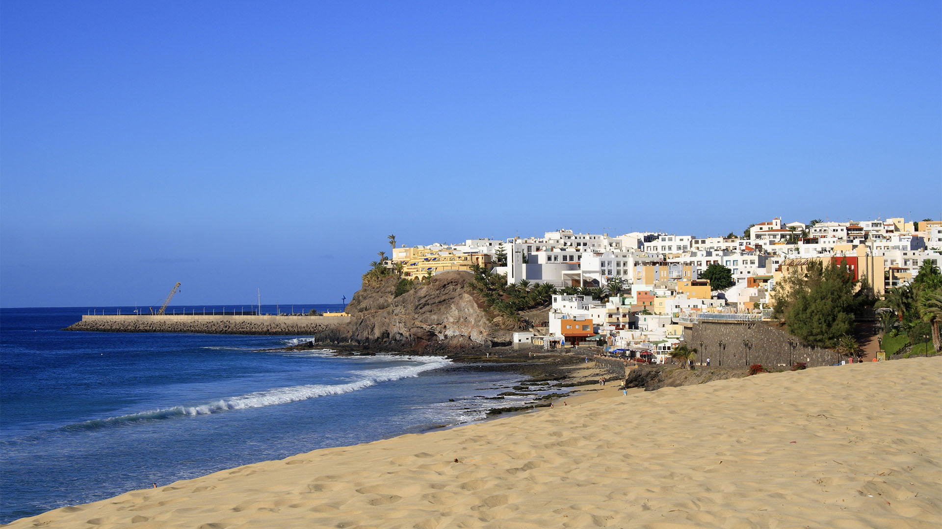 Fuerteventura Inselrundfahrt Südschleife – Morro Jable.