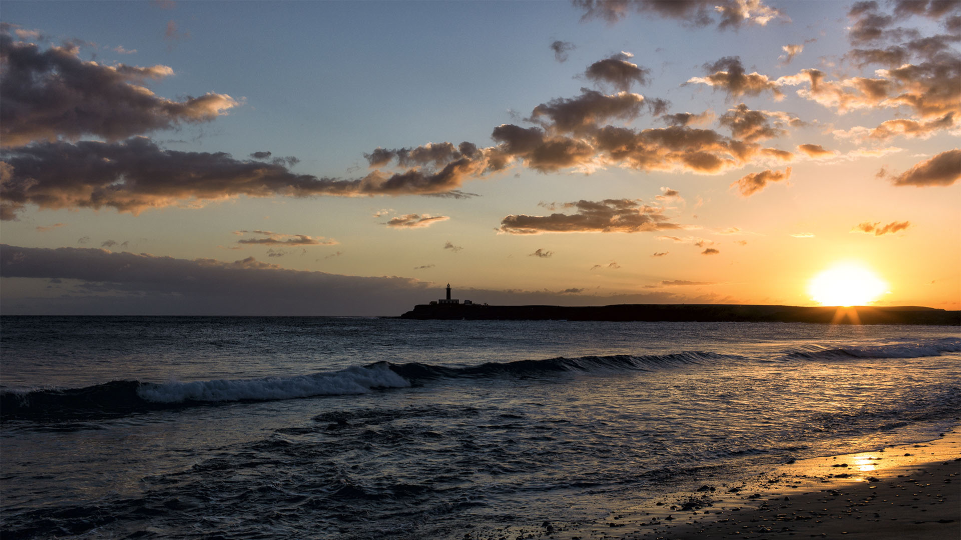 Fuerteventura Inselrundfahrt Südschleife – Faro de Jandía Punta de Jandía.