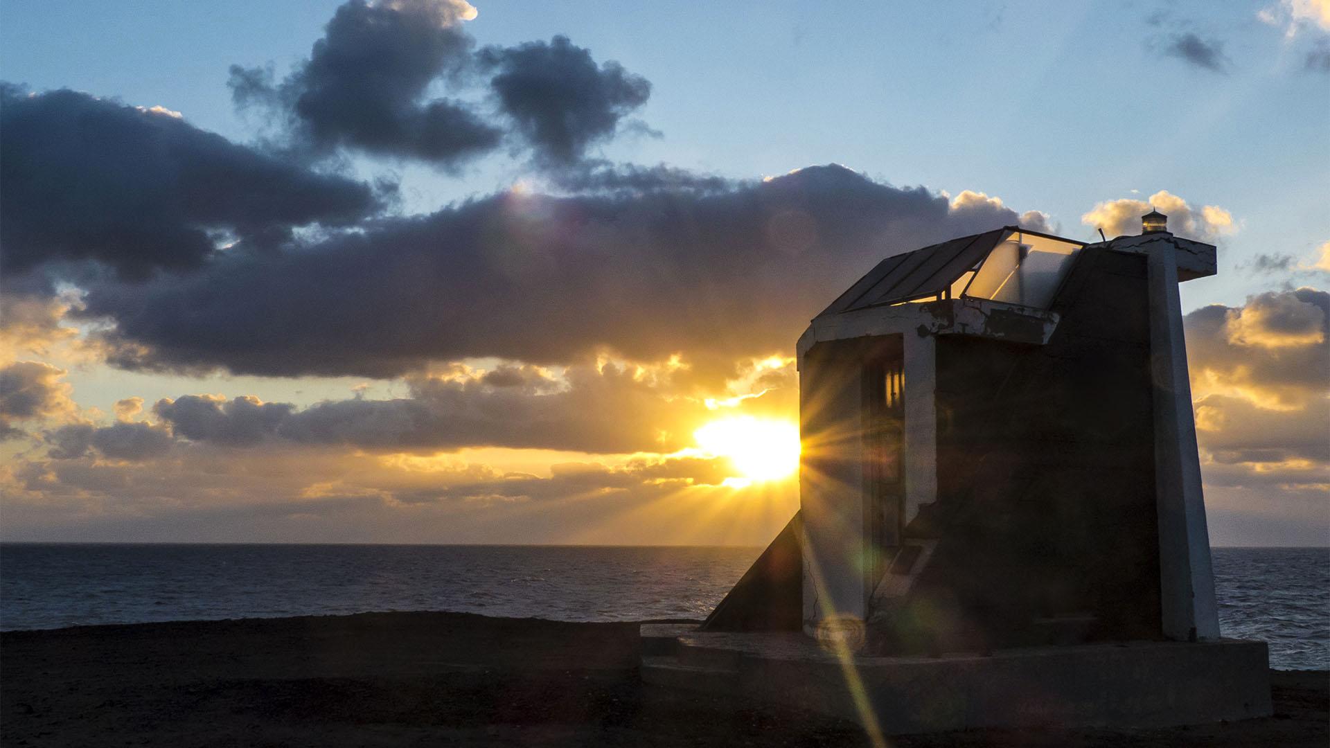Fuerteventura Inselrundfahrt Südschleife – Faro del Pesebre Punta del Pesebre.