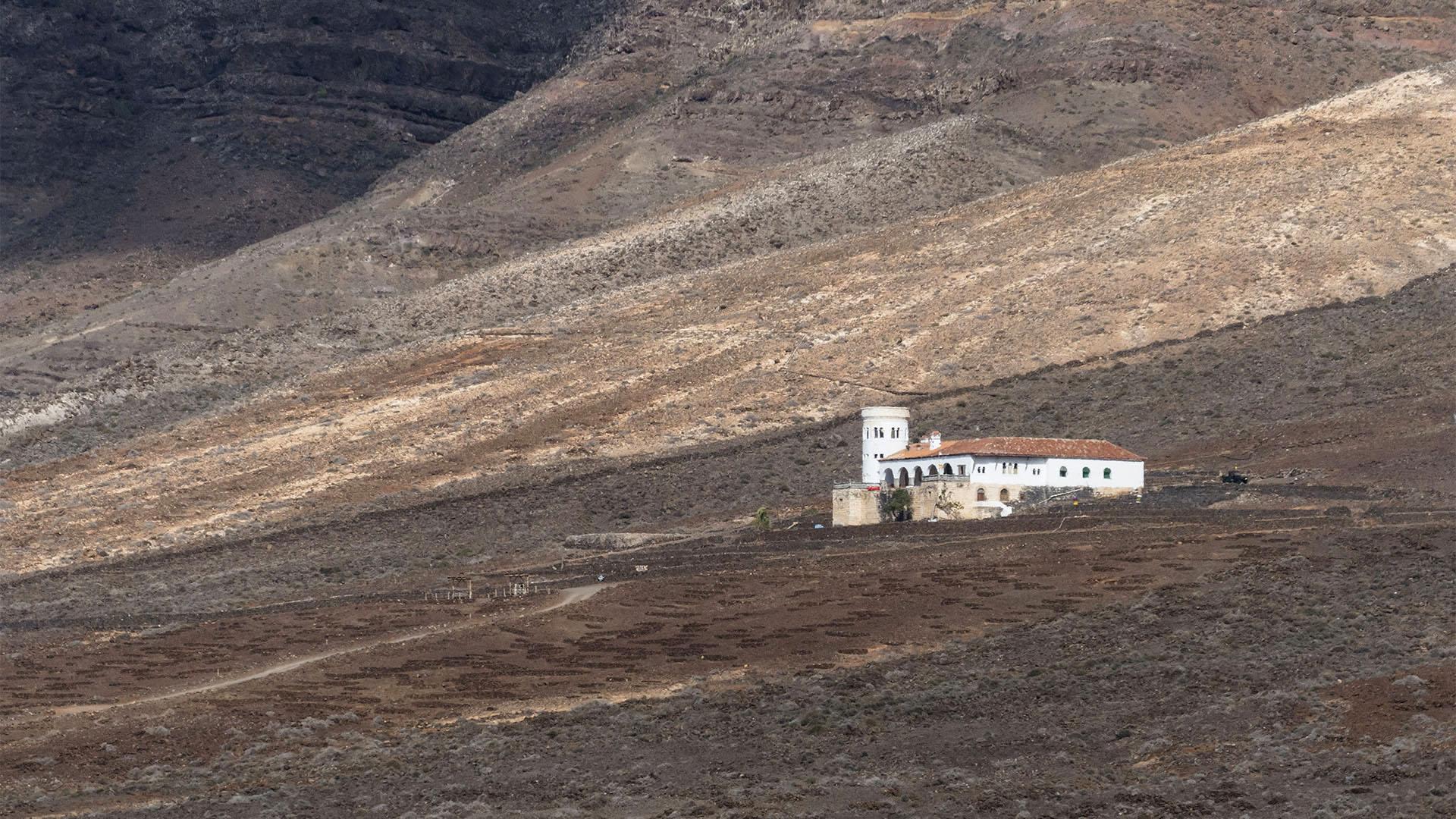 Fuerteventura Inselrundfahrt Südschleife – Cofete Jandia und die Villa Winter.
