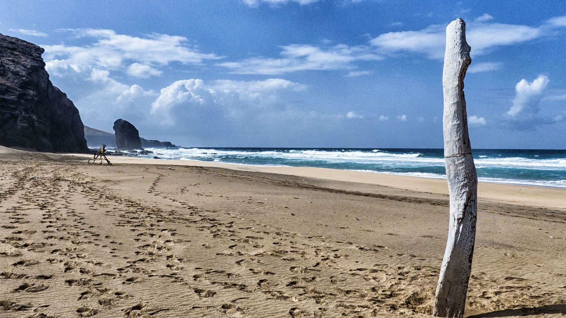 Fuerteventura Inselrundfahrt Südschleife – Roque del Moro Fuerteventura.