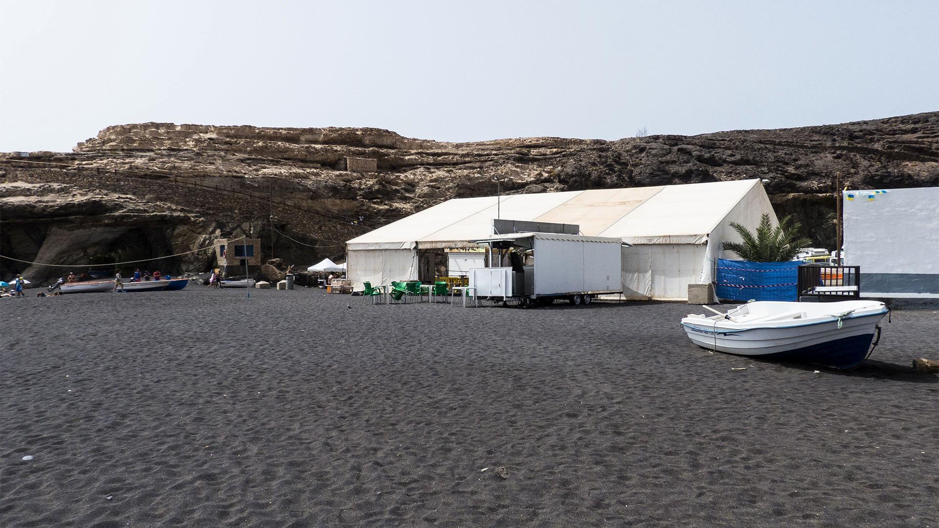 Fiestas + Wallfahrten auf Fuerteventura: Fiesta San Juan Ajuy.