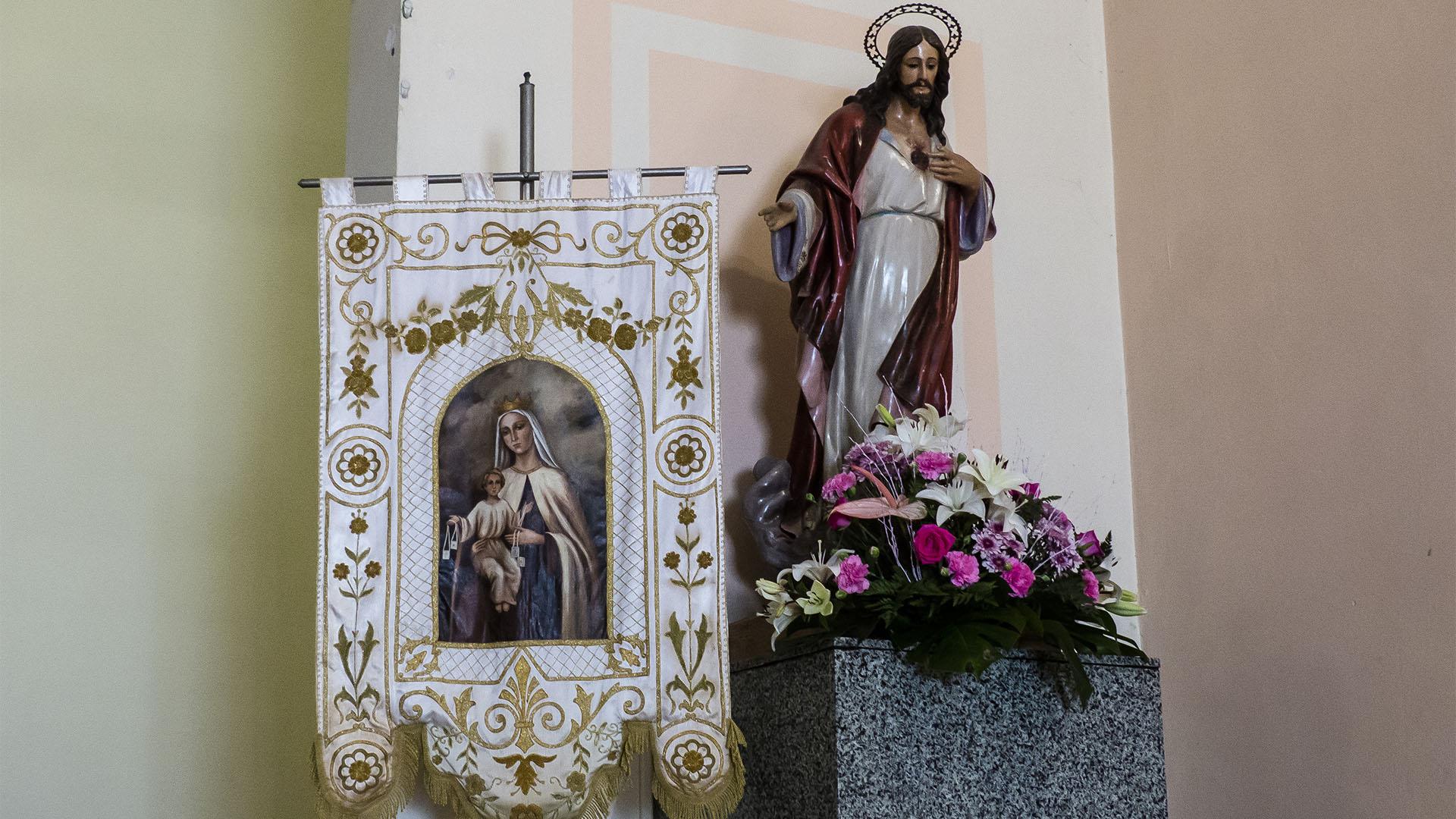 Die Fiesta Nuestra Señora del Carmen Corralejo Fuerteventura.