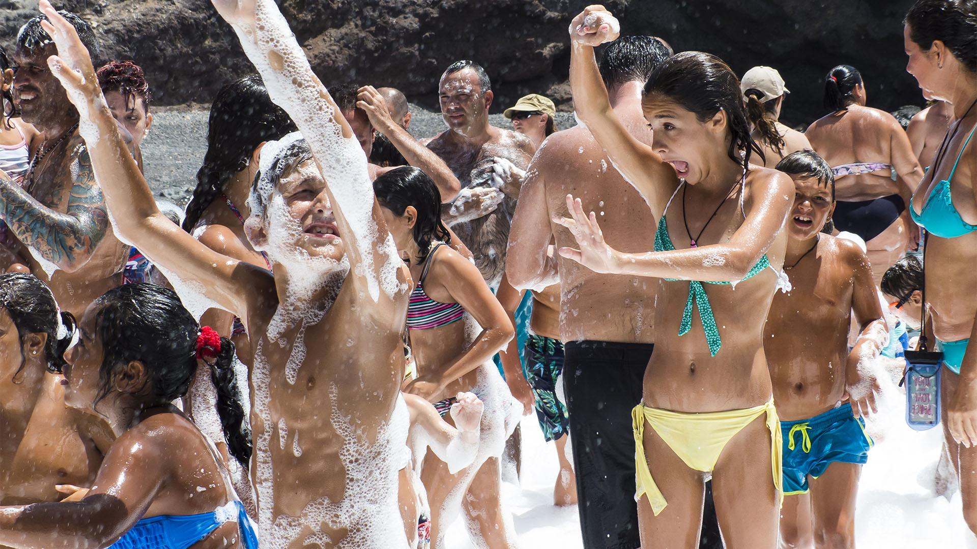 El Cotillo Fiesta Virgen del Buen Viaje El Cotillo Fuerteventura - Rahmenprogramm.