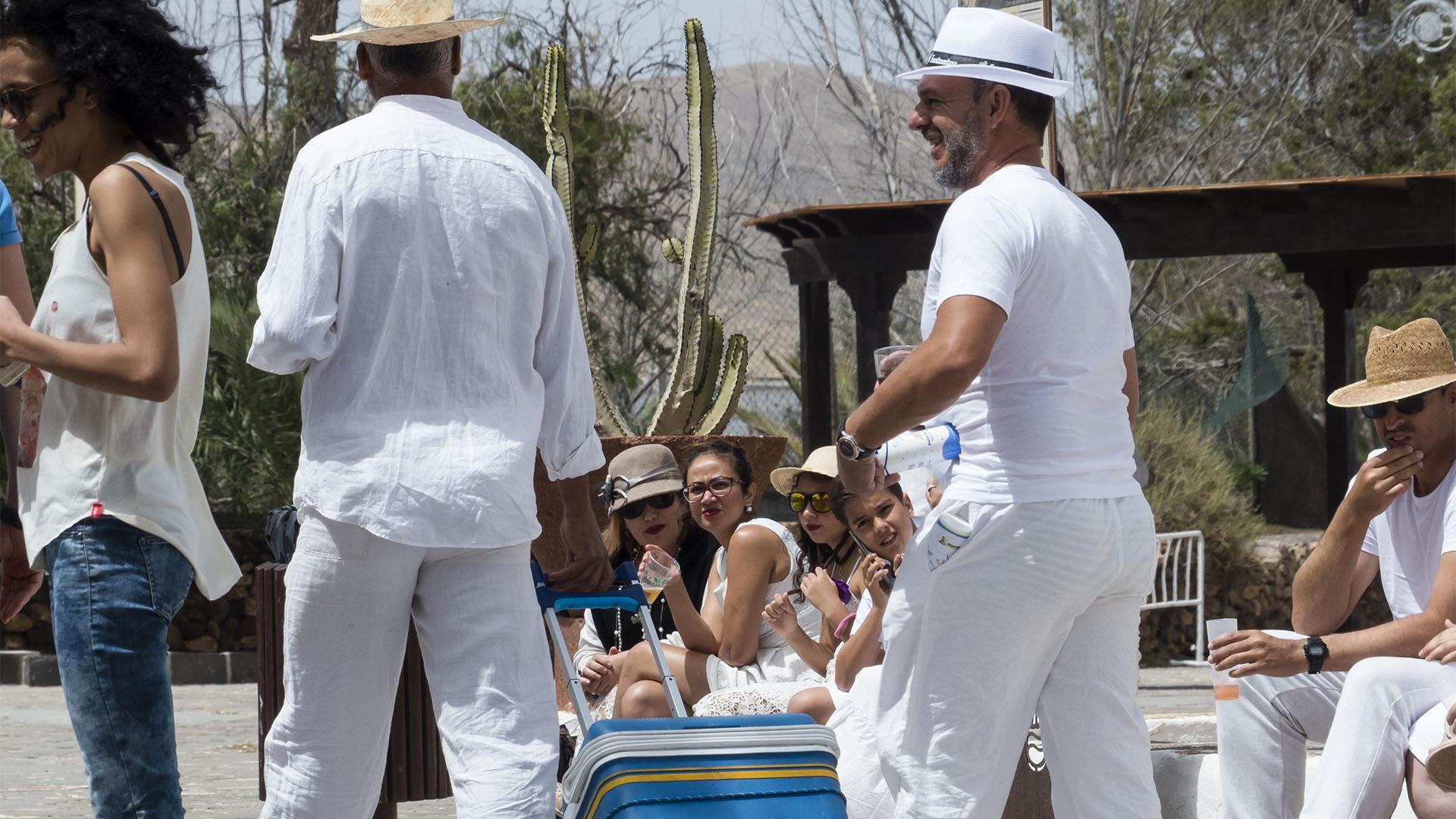 Karneval auf Fuerteventura: Tetir.