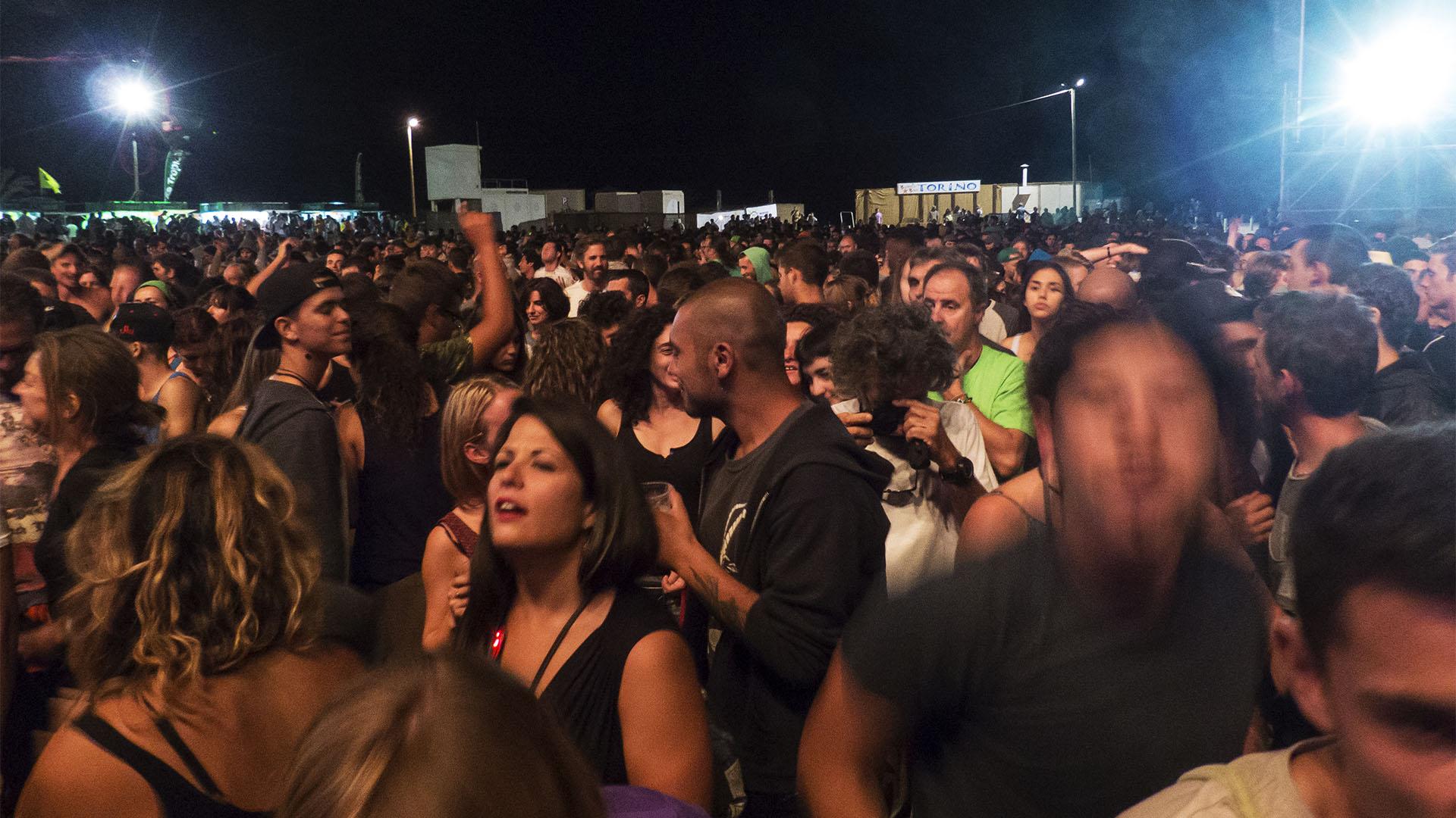 Musikveranstaltungen auf Fuerteventura: El Cotillo Fuerte en Música.