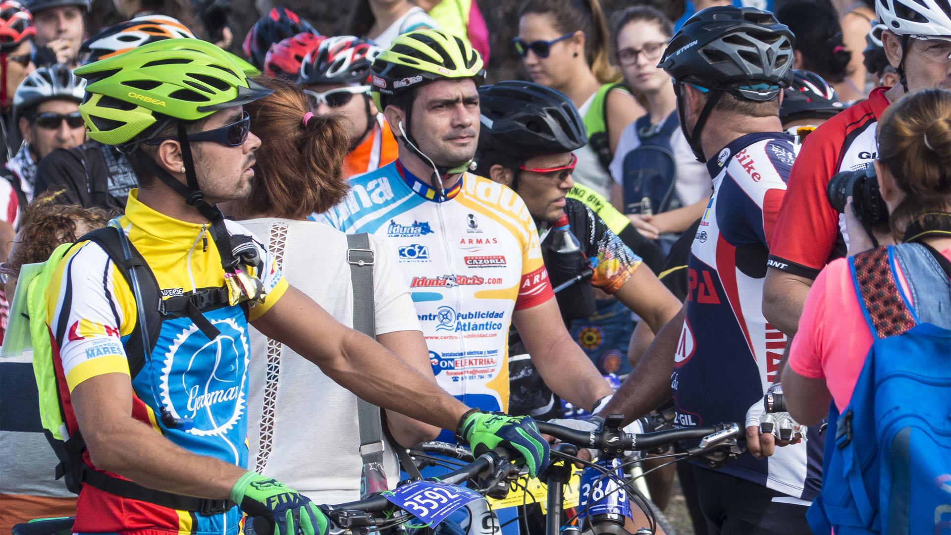 Sportveranstaltungen auf Fuerteventura: FudeNaS MTB Rennen.